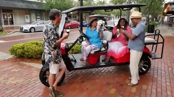 Bass Pro Shops Tracker Sport Carts TV Spot, 'Not Always Paved' - Thumbnail 8
