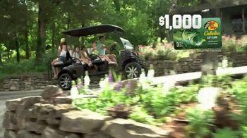 Bass Pro Shops Tracker Sport Carts TV Spot, 'Not Always Paved' - Thumbnail 9