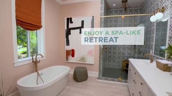 Delta Faucet TV Spot, 'HGTV Dream Home: Serenity' - Thumbnail 8