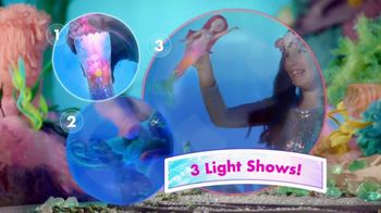 Disney Princess Glitter 'n Glow Ariel TV Spot, 'Light Shows' - Thumbnail 7
