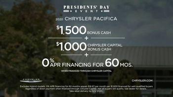 Chrysler Presidents Day Event TV Spot, 'School Drop-Off' Featuring Kathryn Hahn [T2] - Thumbnail 10