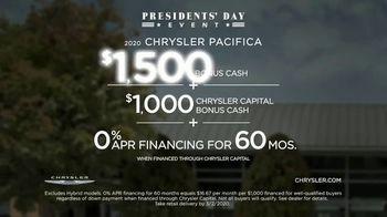 Chrysler Presidents Day Event TV Spot, 'School Drop-Off' Featuring Kathryn Hahn [T2] - Thumbnail 9