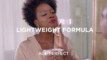 L'Oreal Paris Age Perfect Radiant Serum Foundation TV Spot, 'Finally' Ft. Helen Mirren, Viola Davis, Song by Kool & The Gang
