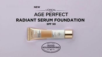 L'Oreal Paris Age Perfect Radiant Serum Foundation TV Spot, 'Finally' Ft. Helen Mirren, Viola Davis, Song by Kool & The Gang - Thumbnail 2