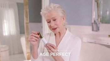 L'Oreal Paris Age Perfect Radiant Serum Foundation TV Spot, 'Finally' Ft. Helen Mirren, Viola Davis, Song by Kool & The Gang - Thumbnail 6