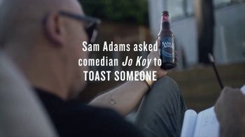 Samuel Adams TV Spot, 'A Toast With Sam Adams: Jo Koy' - Thumbnail 2