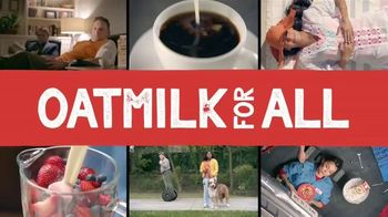 Planet Oat Oatmilk TV Spot, 'Creamy' - Thumbnail 1