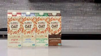 Planet Oat Oatmilk TV Spot, 'Creamy' - Thumbnail 6
