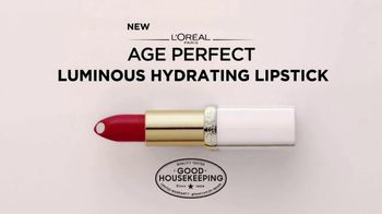 L'Oreal Age Perfect Luminous Hydrating Lipstick TV Spot, 'Just for Us' Ft. Viola Davis, Helen Mirren - Thumbnail 5