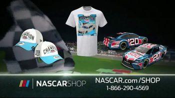 NASCAR Shop TV Spot, 'Your Destination for 2020 Merchandise' - Thumbnail 7
