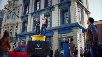 LEGO City: Police Station and Police Helicopter TV Spot, 'Jail Break'