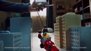 LEGO City: Police Station and Police Helicopter TV Spot, 'Jail Break' - Thumbnail 9