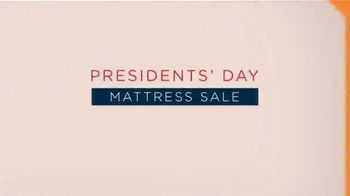Ashley HomeStore Presidents Day Mattress Sale TV Spot, 'Extended: $300 Ashley Cash' Song by Midnight Riot - Thumbnail 1