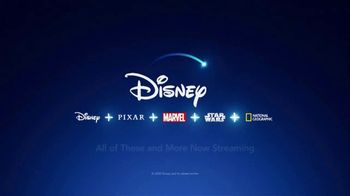 Disney+ TV Spot, 'A Big Plus' Song by Nicholas Michael Hill & Von Hemingway & William Riddims - Thumbnail 10