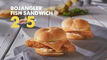 Bojangles' BojAngler Fish Sandwich TV Spot, 'Wise Person' - Thumbnail 9