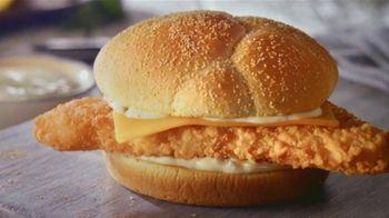Bojangles' BojAngler Fish Sandwich TV Spot, 'Wise Person' - Thumbnail 2