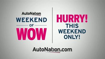 AutoNation Weekend of Wow TV Spot, 'Priced to Wow: Your Chance' - Thumbnail 9