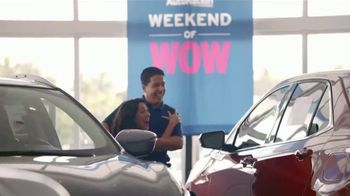 AutoNation Weekend of Wow TV Spot, 'Priced to Wow: Your Chance' - Thumbnail 6