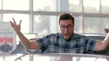 AutoNation Weekend of Wow TV Spot, 'Priced to Wow: Your Chance'