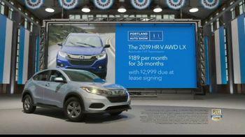 Honda Auto Show Sales Event TV Spot, 'Get Ready' [T2] - Thumbnail 2