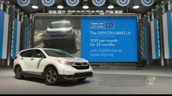 Honda Auto Show Sales Event TV Spot, 'Get Ready' [T2] - Thumbnail 3