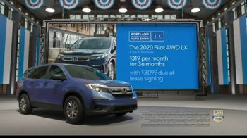 Honda Auto Show Sales Event TV Spot, 'Get Ready' [T2] - Thumbnail 4
