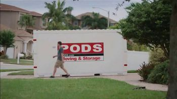 Pods TV Spot, 'Move and Store Your Way' - Thumbnail 6