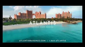 Atlantis Presidents Day Special TV Spot, 'Welcome: Fifth Night Free' Song by Grace Mesa - Thumbnail 10