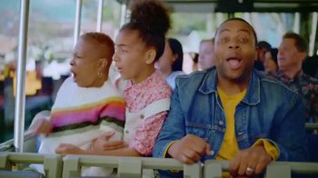 Universal Parks & Resorts TV Spot, 'Let Yourself Woah' Featuring Kenan Thompson