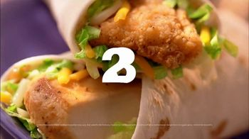 McDonald's 2 for $3 Mix & Match TV Spot, 'Good News: McNuggets, McChicken, Snack Wrap' - Thumbnail 5