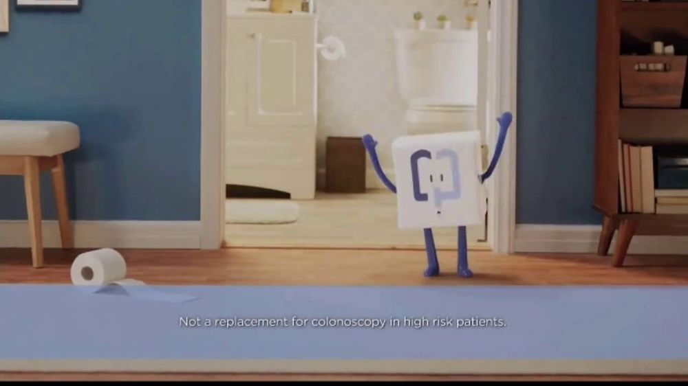 Cologuard TV Commercial, 'Around the House: $0'