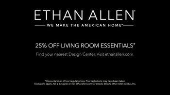 Ethan Allen TV Spot, 'Welcome Home' - Thumbnail 10