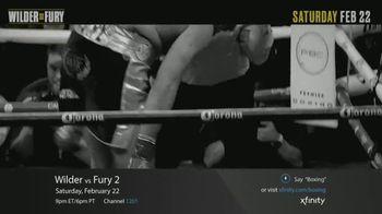 XFINITY On Demand TV Spot, 'Wilder vs. Fury II' - Thumbnail 3