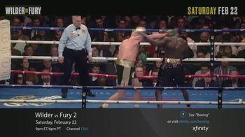XFINITY On Demand TV Spot, 'Wilder vs. Fury II' - Thumbnail 7