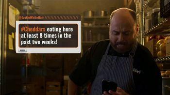 Cheddar's Scratch Kitchen TV Spot, 'Messages: Salmon and Croissants' - Thumbnail 3