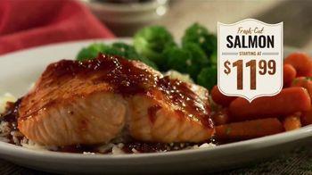 Cheddar's Scratch Kitchen TV Spot, 'Messages: Salmon and Croissants' - Thumbnail 4
