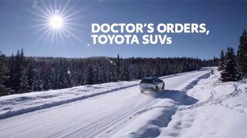 Toyota TV Spot, 'Dear Cabin Fever' [T2]
