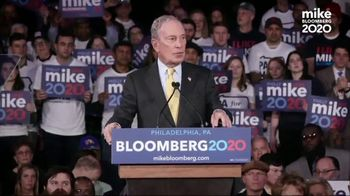 Mike Bloomberg 2020 TV Spot, 'Trump Strategy' - 561 commercial airings
