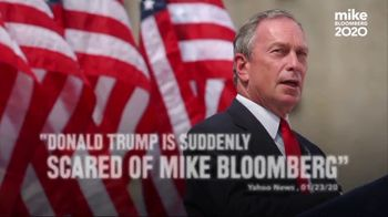 Mike Bloomberg 2020 TV Spot, 'Trump Strategy' - Thumbnail 3