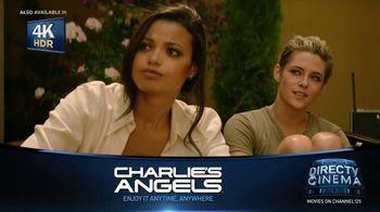 DIRECTV Cinema TV Spot, 'Charlie's Angels'