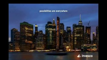 Invesco TV Spot, 'Possibilities Are Everywhere'