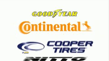 National Tire & Battery TV Spot, 'Buy Three, Get One Free: Mail-In Rebate & $24.99 Oil Change' - Thumbnail 3