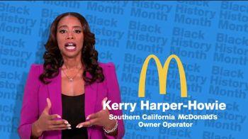 McDonald's TV Spot, 'Black History Month' - Thumbnail 2