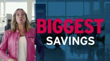 AutoNation Weekend of Wow TV Spot, 'Big, Bigger, Biggest'
