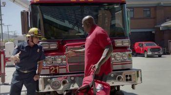 Papa John's TV Spot, 'Better Day' Featuring Shaquille O'Neal - Thumbnail 6