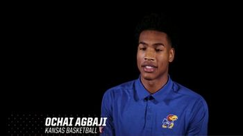 Big 12 Conference TV Spot, 'Champions For Life: Ochai Agbaji' - Thumbnail 1