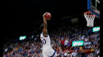 Big 12 Conference TV Spot, 'Champions For Life: Ochai Agbaji' - Thumbnail 5