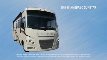 La Mesa RV TV Spot, '2019 Winnebago Sunstar' - Thumbnail 5