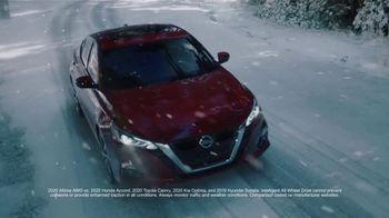 2020 Nissan Altima TV Spot, 'Better Grip' [T2] - Thumbnail 6