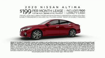 2020 Nissan Altima TV Spot, 'Better Grip' [T2] - Thumbnail 9